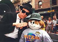 Blues Brother at Universal Studios